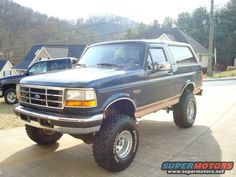 Post a pic of your Bronco Ford Bronco, Broncos, 4x4, Monster Trucks