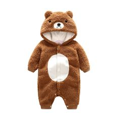 Check out my new Baby& Adorable Bear Hooded Long-sleeve Jumpsuit for Babies, snagged at a crazy discounted price with the PatPat app. Cute Baby Boy, Cute Baby Clothes, Cute Babies, Mom Baby, Baby Outfits Newborn, Baby Boy Outfits, Baby Coat, Baby Boy Fashion, Christmas Baby