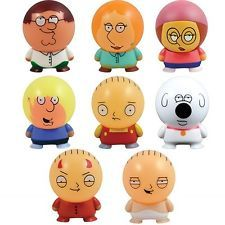Family Guy Buildables Set of 8 Collectibles ***Must Have***