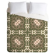 Ballack Art House Turkish Delight Duvet Cover | DENY Designs Home Accessories