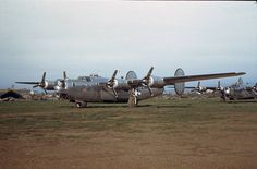 Consolidated B-24J Liberator. Replacement B-24s at Capodocino Airfield, Naples, Italy. Photo by Fred Bamberger #ww2 #wwii #wwiiincolors #wwiicolor #b24liberator #B24 #Bomberaircraft #bomber #airplane #aircraft #secondworldwar #England #WarBird #usaf #airforce #history #Military #waraircraft Fallow my partner @ww2livinghistory