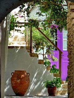 Folegandros island in Greece