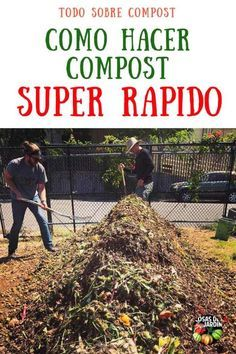 What are the fastest ways to compost: tips on how to compost faster – Garden Things - Modern Garden Compost, Herb Garden, Vegetable Garden, Aquaponics System, Recycled Garden, Fruit Plants, Plant Growth, Things To Come, Cool Things To Make