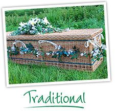 Environmentally Friendly Willow Coffins - Wicker Willow Coffins | The Somerset Willow Company ®