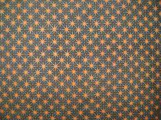 Nama motif : Truntum, Daerah : Kraton Surakarta Jenis Batik : Batik Kraton Dikenakan : Orang tua temanten. Makna : Orang tua memberi tuntunan