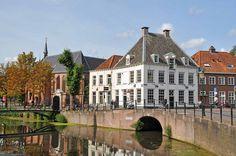 Amersfoort (Utrecht) - Hoek Westsingel / Kleine Spui