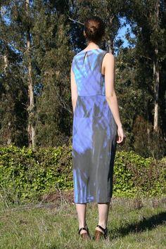 Ermie Silk Midi Dress