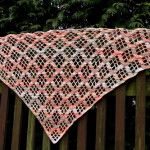 Ravelry: Crochet scarf pattern by Petra Burgerova Crochet Scarves, Crochet Shawl, Ravelry Crochet, Crochet Supplies, Prayer Shawl, Free Pattern, Crochet Patterns, Lace, How To Make