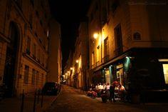 Rue Servandoni / Rue du Canivet, Paris 6e