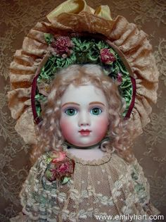 Antique Style Doll
