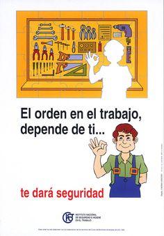ORDEN EN EL TRABAJO