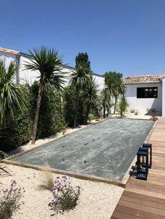 Location ile de Ré : Villa d'architecte neuve,piscine chauffée;plage,commerce à pied