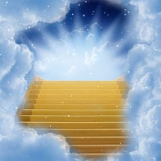 Photo Backdrop with Floor (optional) - Golden Stairway to Heaven - High Quality Seamless Fabric Photos Booth, Photo Booth Props, Stairway To Heaven, Fabric Backdrop, Banner Backdrop, Birthday Backdrop, Backdrop Stand, Backdrops For Parties, Stairways
