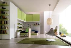 house design and decorating with glass elements