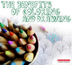Looking for a great indoor activity? Consider coloring books. Here's why.
