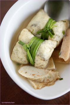 Yubu - Korean Fried Tofu Pockets