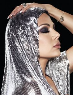 d5f8760b86 H Arabic Makeup, Haifa Wehbe, Arabian Beauty, Turkish Beauty, Arab Women,