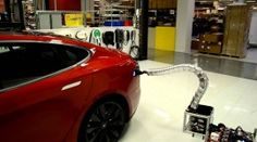 New Tesla Charger Plugs Itself in – Is this the Future of Robotics? If we saw something like this from any other publisher, we would have to question its validity, but because Tesla itself posted this video originally, we can't help but believe that the future is here. Because of a clip that's just 36-seconds […]
