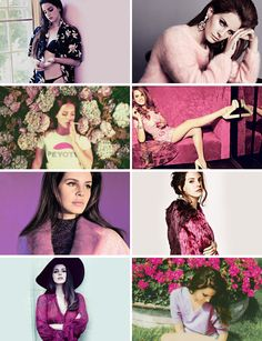 Lana Del Rey #LDR #Pink