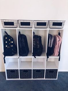 Here are the five must-have Kmart school bag storage hacks mums are absolutely loving! And rightfully so. They'll keep your kids' backpacks, shoes, water bottles and homework organised so you can always find them in the morning. Source by bags