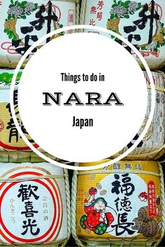 Nara is a beautiful city in Japan where tame deer roam the streets. Click to read all about what to do in Nara