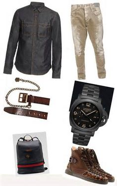 Styleboard. Men Fassion