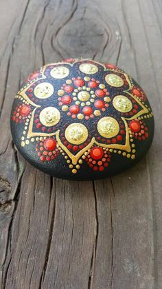 Check out this item in my Etsy shop https://www.etsy.com/listing/542368287/hand-painted-rocks-painted-stone-rock