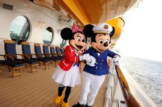 Disney Fashion Icons: Mickey and Minnie's Cutest Matching Looks