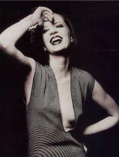Shirley Manson of Garbage