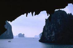 Halong Bay, Vietnam.