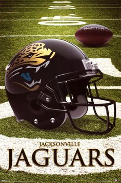 Jaguars Helmet Picture