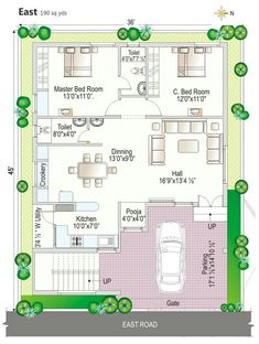House Architecture Plan 5 marla house plan and map with detail |25x33 house plan| | house