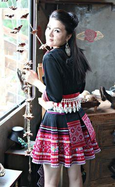 Hmong clothes fashion sale kue 80