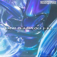 onesharkboy - Underwater Omnisphere Bank 1 Music Production, Underwater, Artwork, Work Of Art, Auguste Rodin Artwork, Under The Water, Artworks, Illustrators