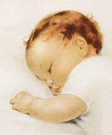 "Vintage Illustration Bessie Pease Gutmann, Illustrator, ""In Port of Dreams"", circa Vintage Pictures, Vintage Images, Cute Pictures, Vintage Prints, Vintage Art, Bessie Pease Gutmann, Baby Illustration, Artists For Kids, Baby Art"