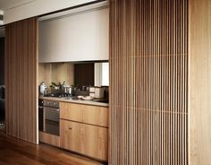 ATELIERS JEAN NOUVEL . Sydney . One Central Park . Kitchen Interior