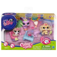 littlest pet shop salon