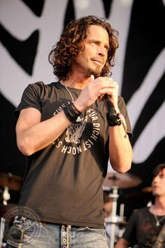From blog My Own Private Idaho: Chris Cornell. Photo by Scott Halfin http://nancydietrich.blogspot.com/2010/08/if-ive-told-you-once.html