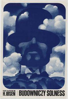 Waldemar Swierzy. Budowniczy Solness. 1971