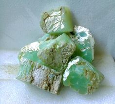 Indonesian Chrysopal - Indonesian Rocks,Gems and Minerals