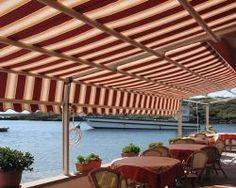 Tende Da Sole Patio : Best tende da sole images sole porch awning porch roof