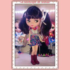Ropita para tu Blythe.  #blythe #doll #bigeyesdoll #instablythe #customblythe #customdoll  #blythedoll #cute  #dollcustom #handmade #boutiquedenancy #artdoll #takara #toy #blythedolls #dollstagram  #boutiquedenancy  #kawaii #dollshoes #boots #zapatosmuñeca #laboutiquedeblythe