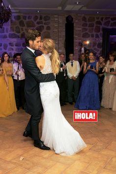 Alba Carrillo decide donar sus tres vestidos de novia por una buena causa - Foto…