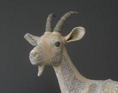 Susan O' Byrne 'Goat.' SOFA 2013, Craft Scotland.