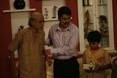 Champaklal, Taarak Mehta and Tapu