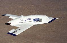 Northrop Grumman's X-47B demonstrator