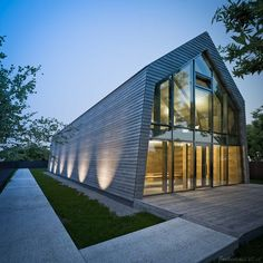 CGarchitect - Professional 3D Architectural Visualization User Community | museum - dawn
