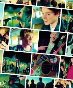 The Vamps in wildheart