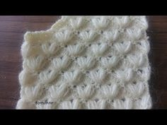 Çeyizlik Yelek Modeli Eksiltme - YouTube Applique Quilt Patterns, Afghan Crochet Patterns, Embroidery Patterns, Stitch Patterns, Crochet Amigurumi, Crochet Baby, Simple Embroidery, Barbie Accessories, Knitting For Kids