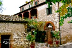 Borgo Pizzi - Tuscany - Italian Wedding Designer - 8